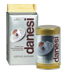 В зернах для эспрессо